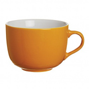 "Excèlsa ""Happy Colour"" Orange Jumbo Cup Without Saucer"