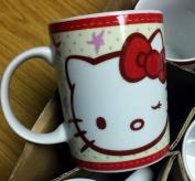 Sanrio Hello Kitty Tea Coffee Designer Mug Tableware Glass