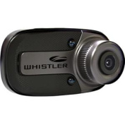 Whistler D12VR 1080p/720p HD Automotive DVR With 3.8cm Screen