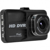 Whistler D14VR 1080p/720p HD Automotive DVR With 7.6cm Screen