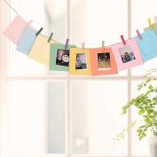 DIY Creative Wall Hanging Album Photo Frame Hanging Picture Display Frames Cards Memos Artwork Wall Mounts Board