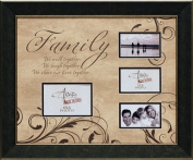 Artistic Reflections Family Photo Frame