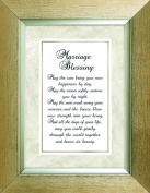 Heartfelt Collection Meaningful Moments Frame, Marriage Blessing