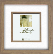 Timeless Frames Abbot Tabletop Frame, Oak, 20cm x 20cm