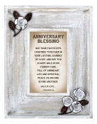 LoveLea Down Home Collection Tabletop Frame, Anniversary