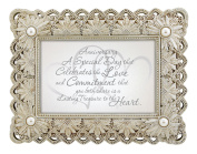 From This Day Forward Framed Tabletop Gift, Anniversary