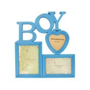 Boy & Girl Collage Photo Frame