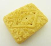Fake Custard Cream Biscuit Imitation Practical Joke Secret Santa Novelty Fun by Home & Leisure Online