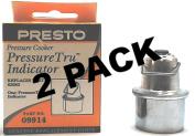 2 Pk, Presto Pressure Cooker Regulator Weight, 09914