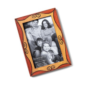 """Demdaco This Thing Called Family Collection """"Swirl Edge Border"""" Picture Frame, 10cm by 15cm"""
