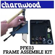New Charnwood PFK03 Picture Framing Kit No3
