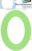 "Deco-frame/ mount ""Oval"" - colour"