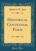 Historical Centennial Poem