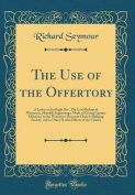 The Use of the Offertory