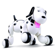 Robot Dog , Falaiduo RC walking 2.4G Remote Control Electronic Pets Smart Dog Interactive Toy Gift Set