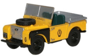 OXFORD DIECAST 76LAN180003 Land Rover Series I 200cm Open Top AA