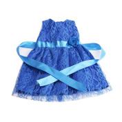 For 46cm Fashion American Girl Doll, HUHU833 High Quality Lace skirt