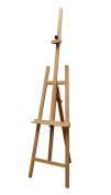 Dalton Artists A-Frame Adjustable Wooden Studio Easel