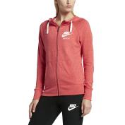 Nike W NSW Gym VNTG FZ, Women's Hoodie