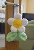 KNITTING PATTERN Daisy Baggles Knitted Gift Bag From Knitting by Post