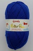 Peter Pan DOUBLE KNITTING DK Yarn/WoolG YARN - 50g 0920 Royal Blue