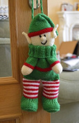 KNITTING PATTERN Elf Baggles Gift Bag From Knitting by Post