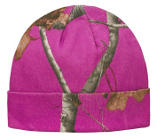 Pinewood Hunting Hat Ap Camo Beanie Hot Pink Hat