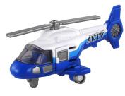 Takara Tomy TOMICA Hyper Rescue Drive Head AKTV News Helicopter DHT-06 Mini Car
