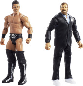 WWE Battle Pack Series 49 - Mattel - Daniel Bryan & The Miz