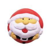 Santa Claus Decompression Toys,Mamum Exquisite Santa Claus Scented Squishy Charm Slow Rising 7cm Simulation Kids Toys