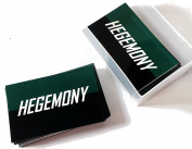 HEGEMONY - Drinking Game for Students - Card Drinking Game - Fun Unique Drinking Game for Adults- Political Drinking Game- Brexit Game -State Drinking Game
