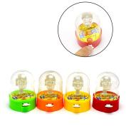 bismarckbeer 1Pc Mini Basketball Shooting Finger Toys Intelligence Game Toy Children Kids Gift