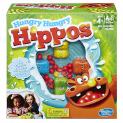 Hasbro Gaming 98936348 Elefun and Friends Hungry Hippos Game