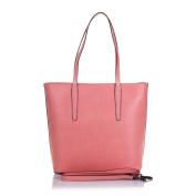 FIRENZE ARTEGIANI. Women Genuine Leather handbag. TOTE, TOP HANDLE FINE SOFT Leather HandBag.MADE IN ITALY. GENUINE ITALIAN LEATHER30x30x13 cm. Colour