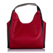 FIRENZE ARTEGIANI. Women Genuine Leather Shopping handbag. Top Handle Shopper FINE SOFT leather Bag.MADE IN ITALY. GENUINE ITALIAN LEATHER33x24x15 cm. Colour