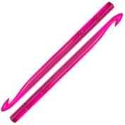KnitPro 9 mm Spectra Single Ended Crochet Hook, Pink