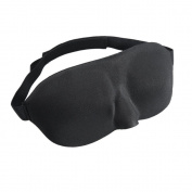 Asdomo Travel 3D Eye Mask Sleep Soft Padded Shade Cover Rest Relax Sleeping Blindfold