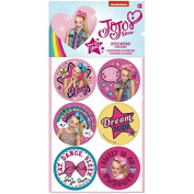 JoJo Siwa Stickers, perfect for party bags