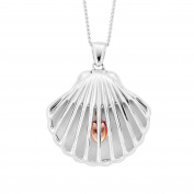 Clogau Women 925 Sterling Silver Locket Pendant XX3STRP05