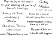 """Sweet Dixie """"May the Joy of the Season"""" Stamp"""