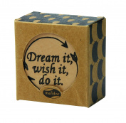 """Maildor """"Dream it"""" Stamp, Multi-Colour"""