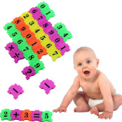 Winkey Education Toy for Kids,36Pcs Baby Child Number Symbol Puzzle Foam Maths Educational Toy Gift