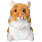 The Best Toy Gift,Winkey Talking Hamster Electronic Pet Talking Plush Buddy Mouse for Kids
