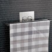 Wall Mounted Type Wiping Rag Holder Wall Kitchen Hand Towel Holder Kitchen Towel Holder Dishcloth Holder Bathroom Shelf