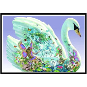 squarex 5D Diamond Rhinestone Pasted Embroidery Painting Cross Stitch Home Decor
