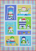 Amy Bradley Designs Babies Quilt Pattern
