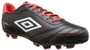 Football Classico 3 FG Junior Football Boots Black Size