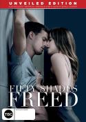 Fifty Shades Freed  [Region 2]