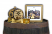 Decorative Bourbon Barrel