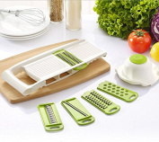 Mandoline Slicer Adjustable Kitchen Food Mandolin Vegetable Julienne Slicer for Fruits and Vegetables From Paper